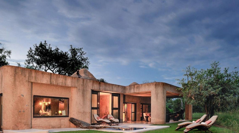 Sabi Sabi Earth Lodge SA Exterior