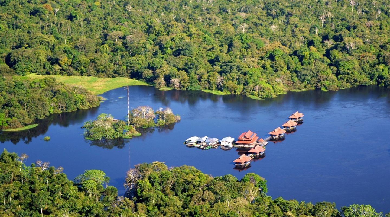 Amazon Uakari Lodge Brazil 1