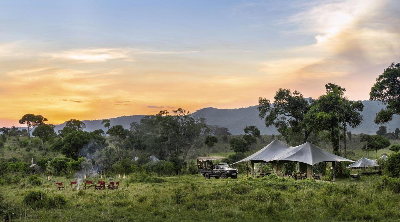 Angama Mara Safari Camp Masaai Mara tents 16
