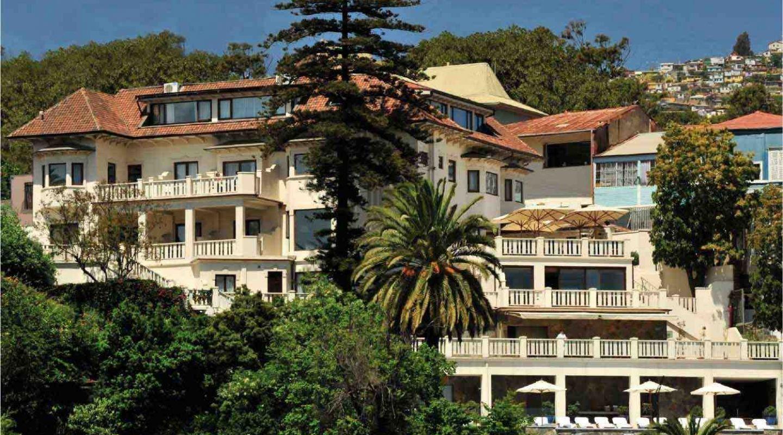 Casa Higueras Valparaiso Chile