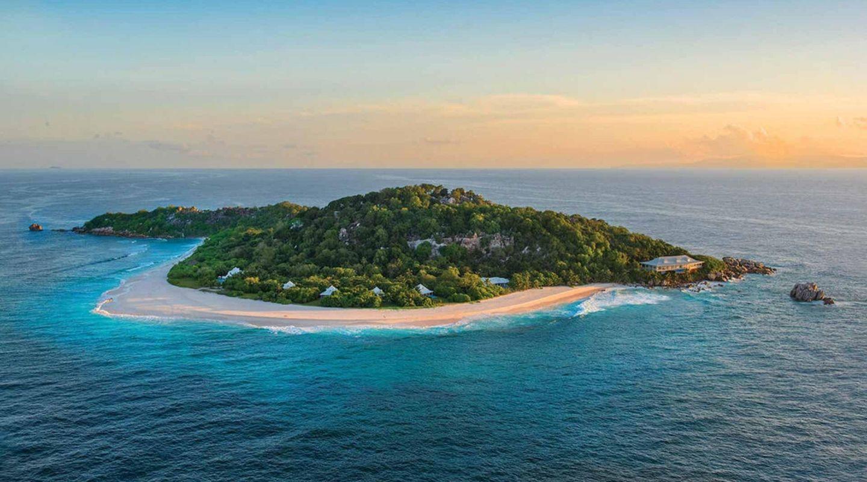 Cousine Island Seychelles 1