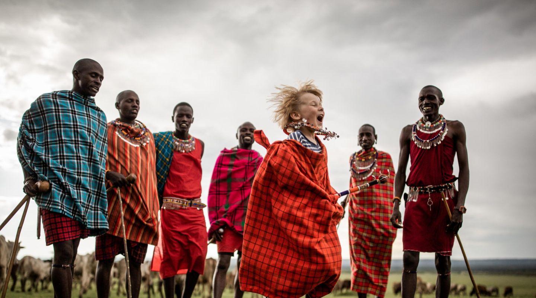 House in the wild kenya maasai mara 1