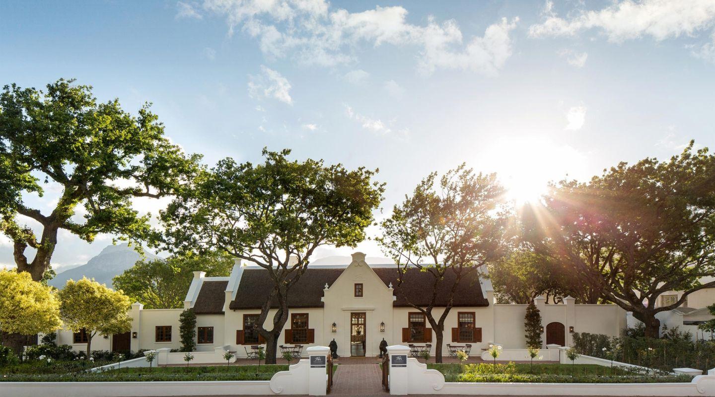 Leeu House Winelands 7
