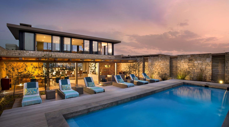 Morukuru Ocean House Pool