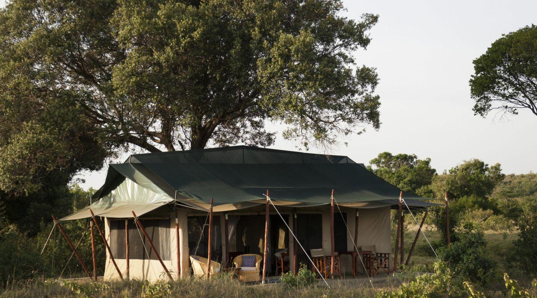 Offbeat Mara tents 2
