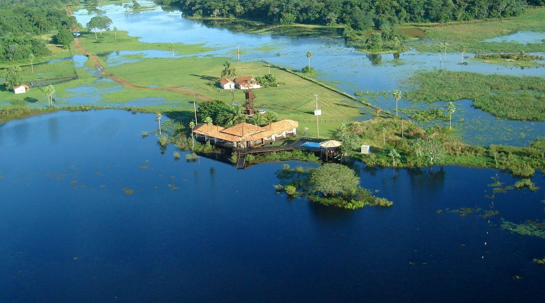 Pantanal Caiman Ecological Refuge Brazil 7