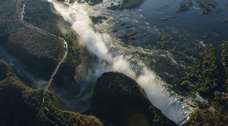 Toka Leya Zambia vic falls