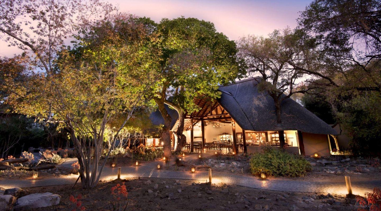 And Beyond Ngala Safari Lodge main