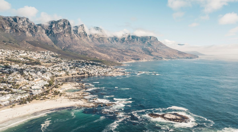 John o nolan Cape Town Coast unsplash