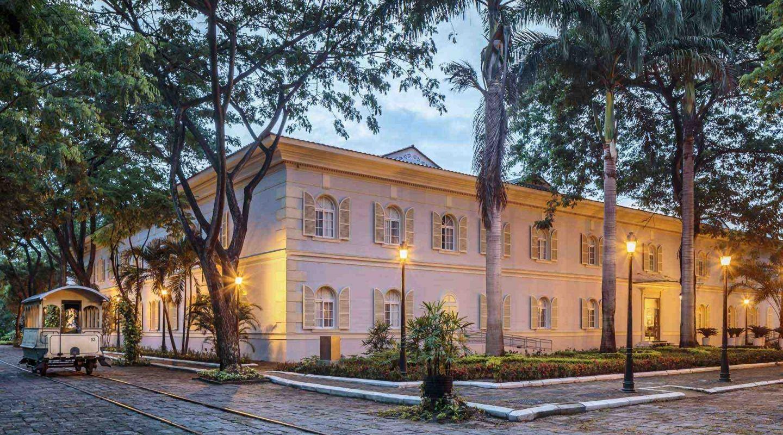 Hotel Del Parque 10