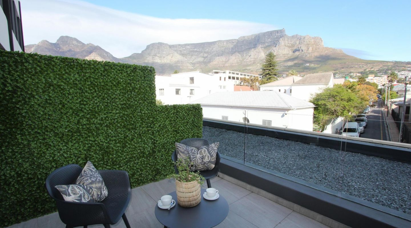 Kloof Street Hotel Luxury Suite with Terrace Cape Town