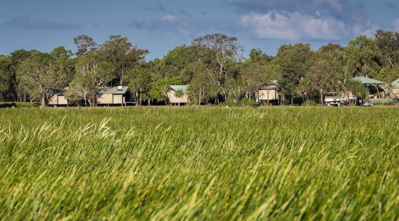 Bamurru Plains Australia tents 6
