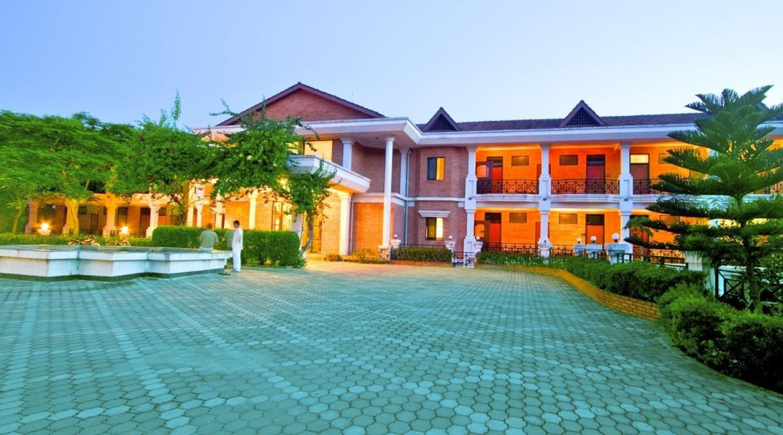 Buddha Maya Gardens Hotel 2