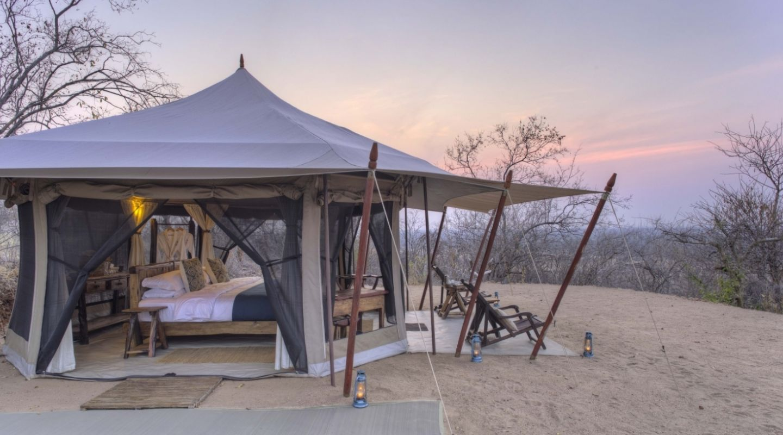 Kichaka Frontier Camp Ruaha Tanzania 1