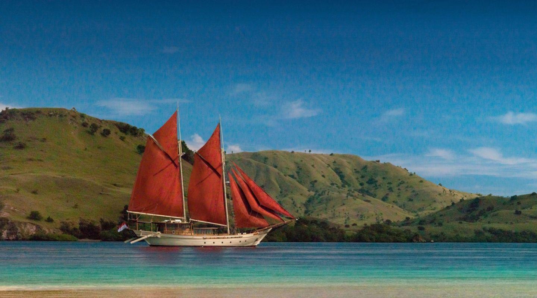 Si Datu Bua Phinisi yacht charter Indonesia 6