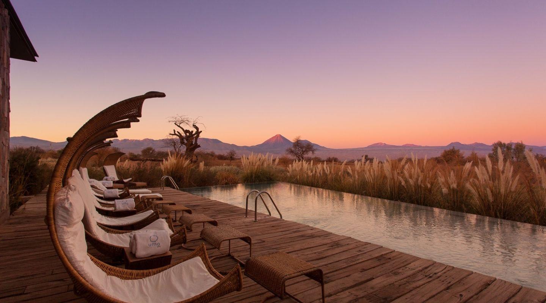 Tierra Atacama Chile pool