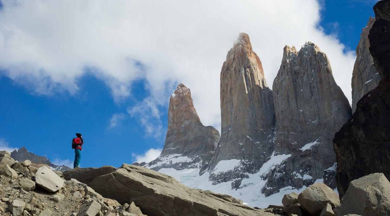Tierra Patagonia Torres del Paine hiking 4