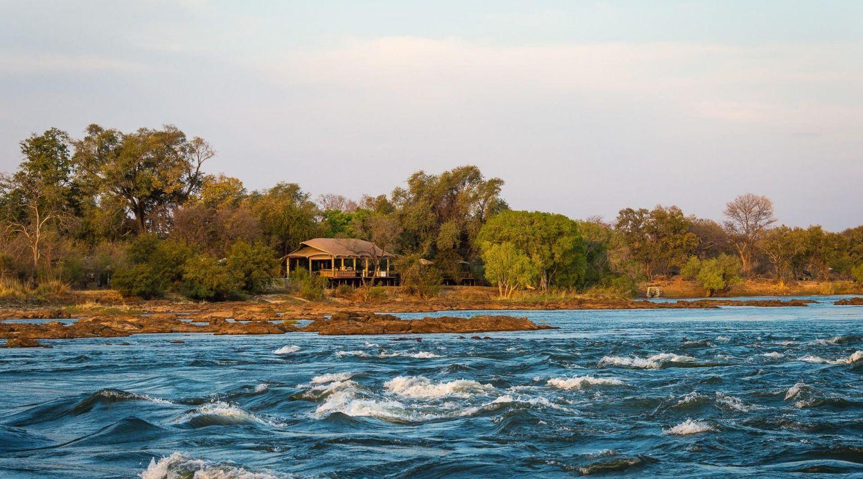 Toka Leya Camp Victoria Falls Livingstone 10