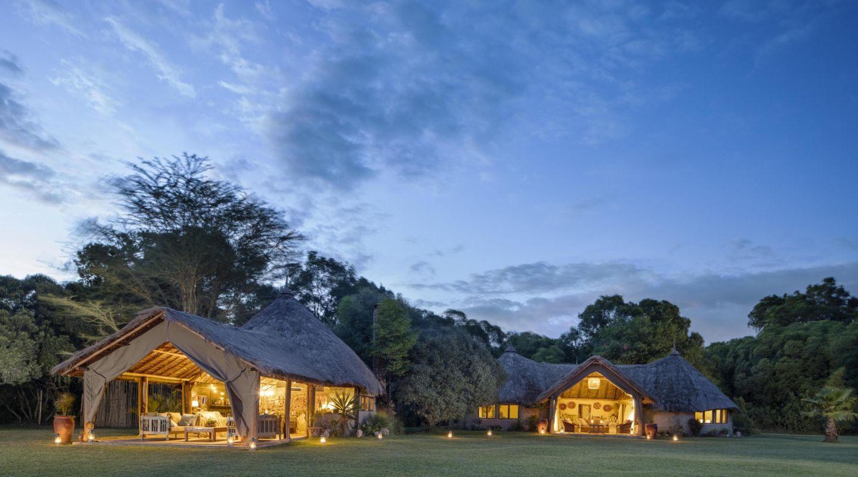 House in the Wild Masaai Mara Kenya 36